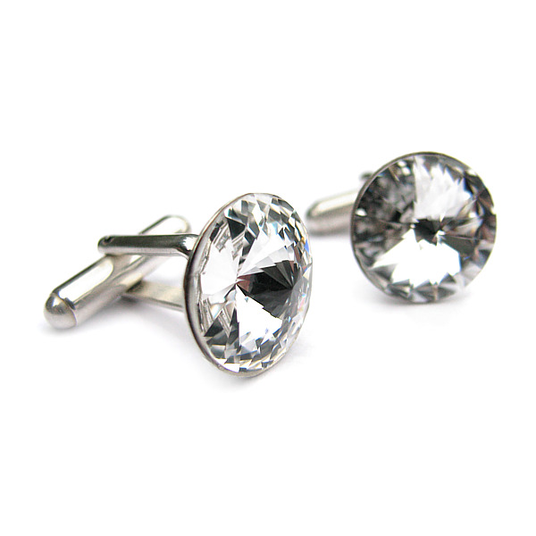 Ślubne spinki do mankietów Hickins